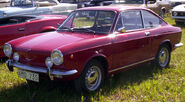 Fiat 850 Sport Coupe 100 1970