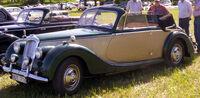 Riley Drophead Coupe 1952
