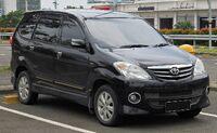 2011 Toyota Avanza 1.5 S wagon (F602RM; 01-23-2019), South Tangerang