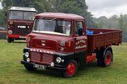 A 1960s LEYLAND Ninety Truck Diesel