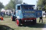 Sentinel wagon sn 9003 Pendle lady reg VE 9963 at Southport 09 - IMG 7535.jpg