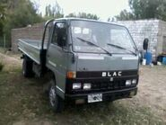 A 1990s BAW BJ136 Truck