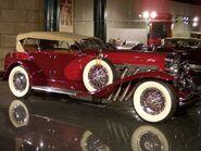 Duesenberg Convertible SJ LA Grand Dual-Cowl Phaeton 1935