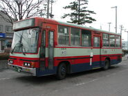 NanbuBus P-LR312J No.12 inHachinohe