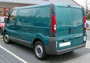 Opel Vivaro rear 20080409