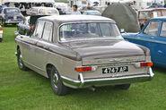 Vanden-Plas Princess 4-litre R rear
