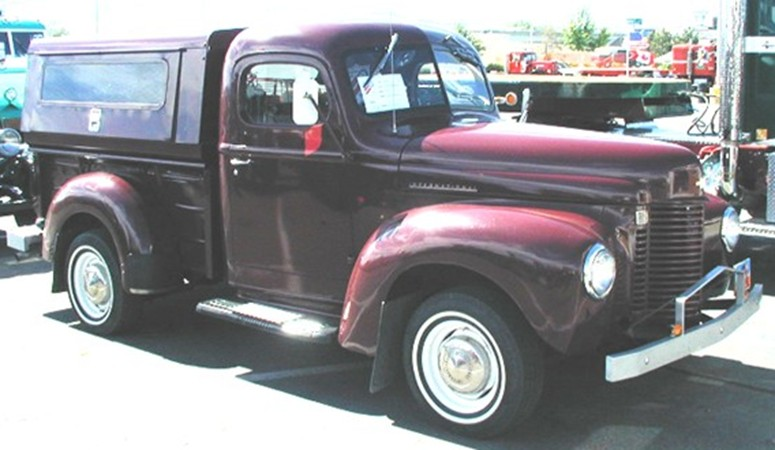 International K-1 Truck