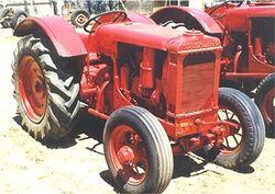 McCormick-Deering O-12 1937