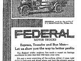 Federal Motor Truck Company