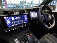 2020 DS 7 Crossback cockpit interior in Chingford, London