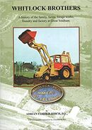 1950s Whitlock Brothers Limited Company History