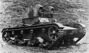Polish Vickers E