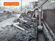 1960s WHITLOCK Models an ADT and a Diggerloader