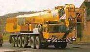 1980s Coles Octag Cranetruck