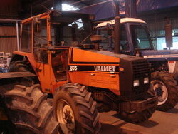 Valmet 805 at Bath - DSC01722.jpg