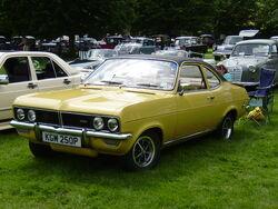 Vauxhall Firenza ca 1971