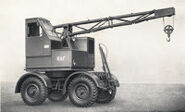 1930s Coles EMA MK2 Yardcrane