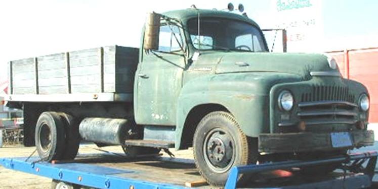 International L-150 Series