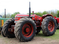 1970s BRAY Nuffield Four 65 4WD Tractor