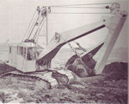 A 1970s Smith Of Rodley 40 Excavator Diesel