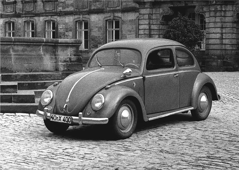 History of Volkswagen in Ireland