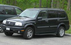 2001-2003 Suzuki XL-7 (US)