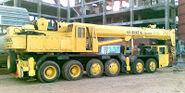 1980s COLES Octag 8130 TSC Cranetruck