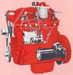 International BD-154 engine 1962.jpg