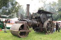 Aveling & Porter no. 8290 - RR - E 5341 at Onslow Park 09 - IMG 6754.jpg