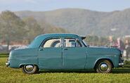 Ford Zephyr Six 1952 sideb