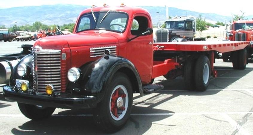 International KBS-7 Truck