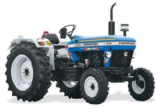 Powertrac 455