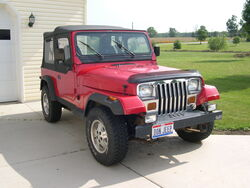 1992 Jeep YJ