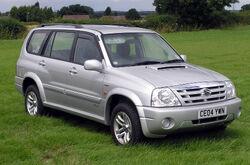2004 Suzuki Grand Vitara XL-7 (Euro-spec)