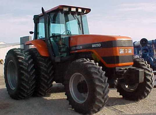 AGCO-Allis 9650