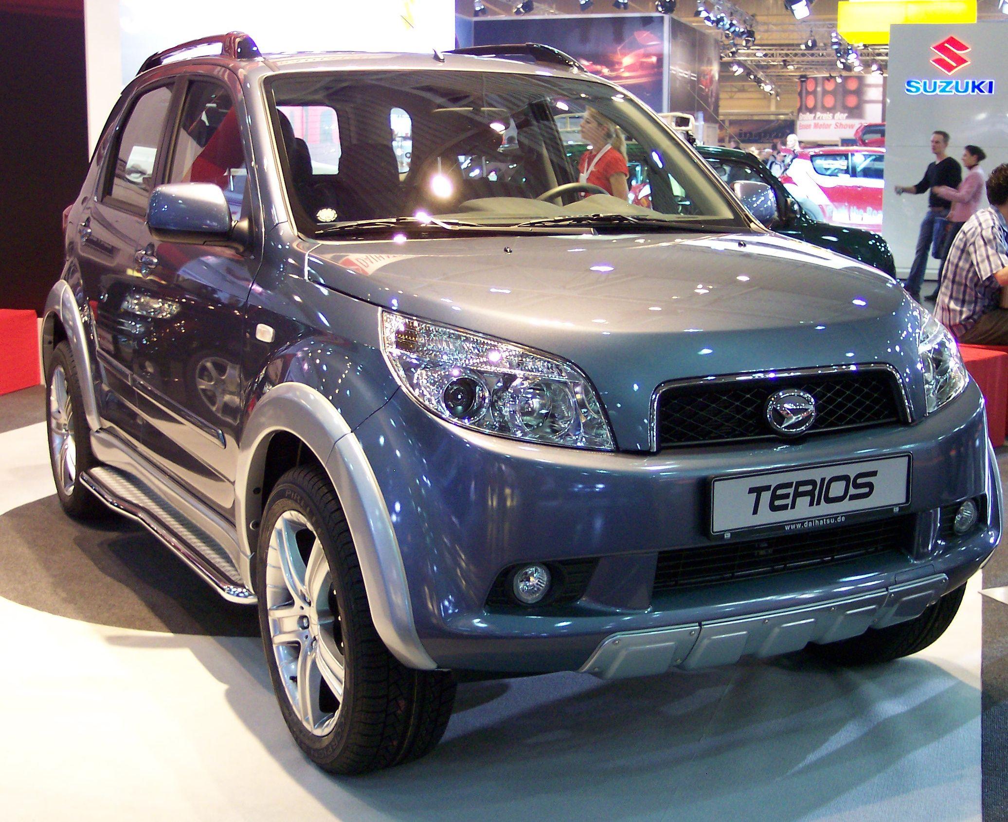 Kelebihan Toyota Terios Harga