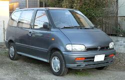 Mid-90s Nissan Serena