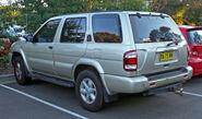 1999-2005 Nissan Pathfinder (WX II) Ti 01