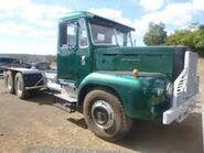 A 1960s LEYLAND Buffalo Diesel Haulage Tractor