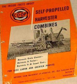 Co-op Harvester combine brochure - 1950.jpg