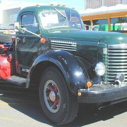 International KBS-8 Truck