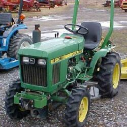List of tractors built by Yanmar for other companies