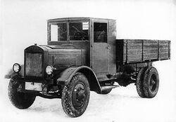 YAZ 5-ton truck