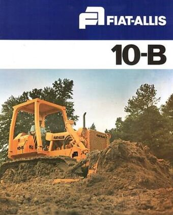 fiat allis tractor construction plant wiki fandom fiat allis tractor construction