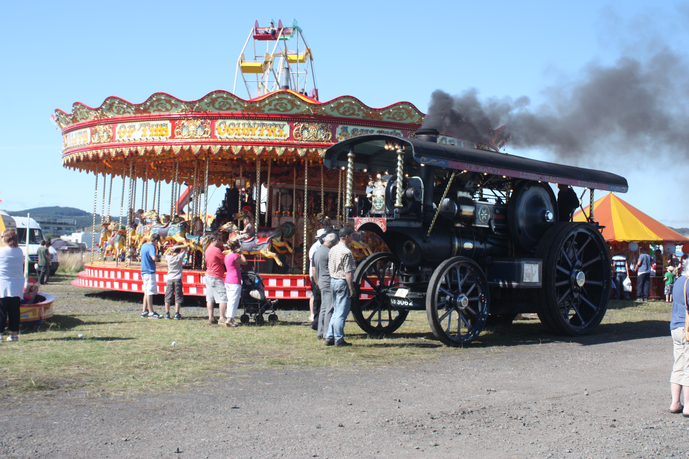 Cumbria Steam Gathering