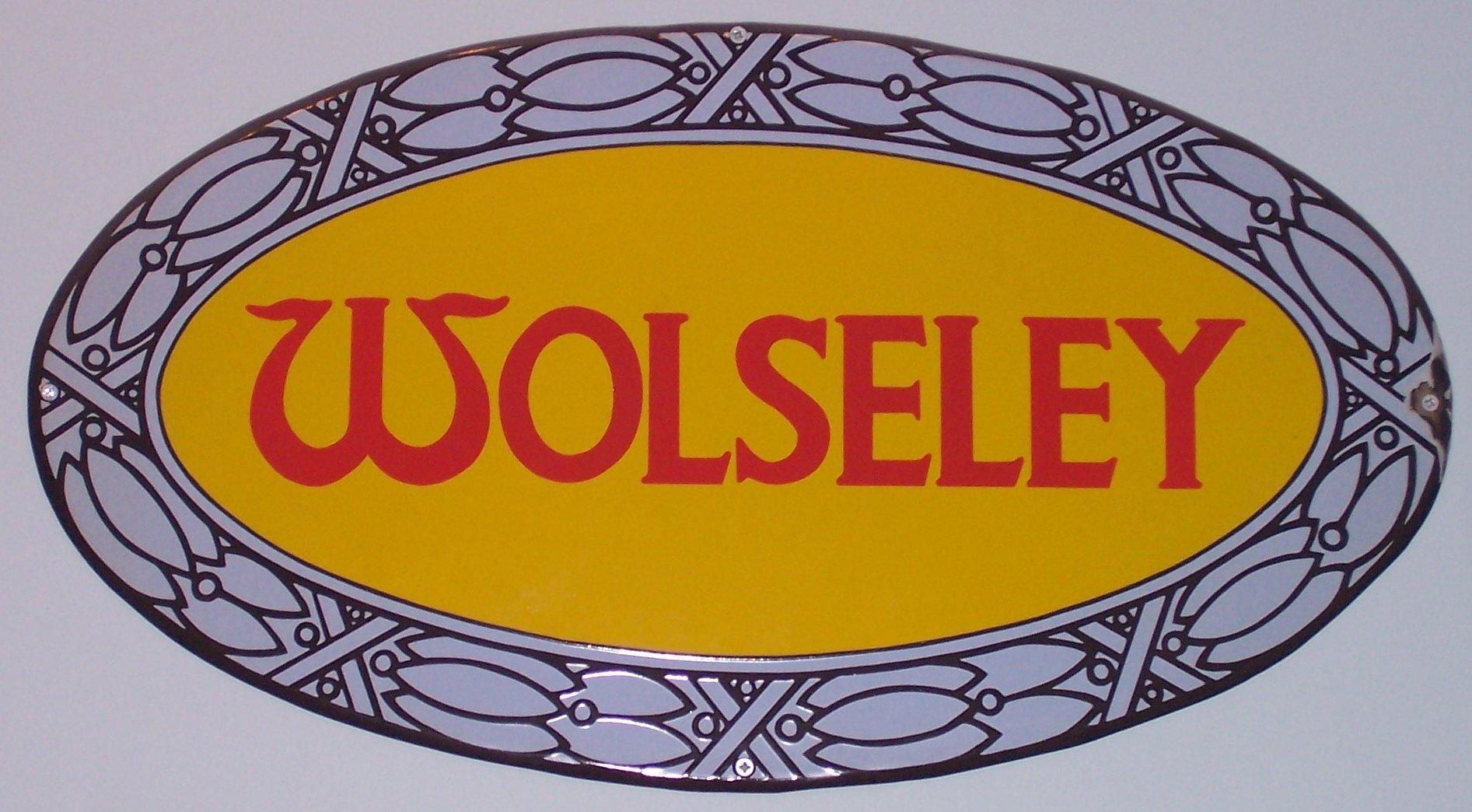 Wolseley Motor Company