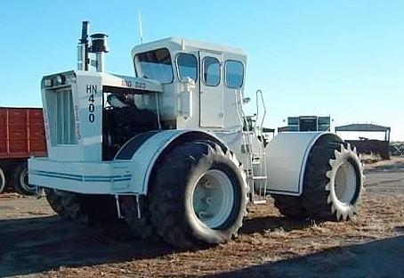 Big Bud HN400
