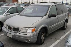 1999–2001 Pontiac Montana SWB