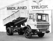 A 1960s LEYLAND Lynx TipperLorry Diesel