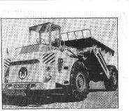 1965 WHITLOCK DD105 4WD ADT Diesel